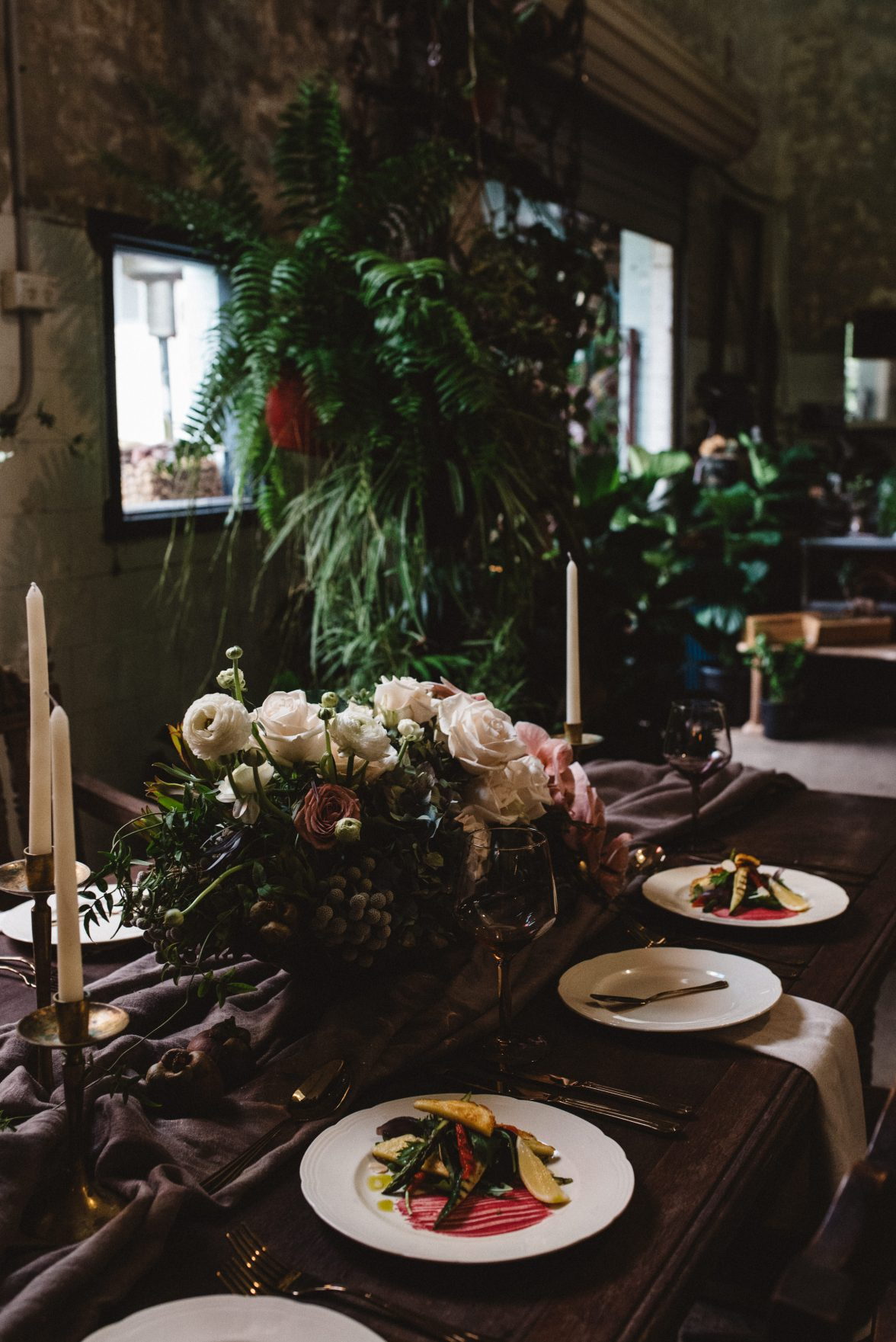 Dining in the Butter Factory
