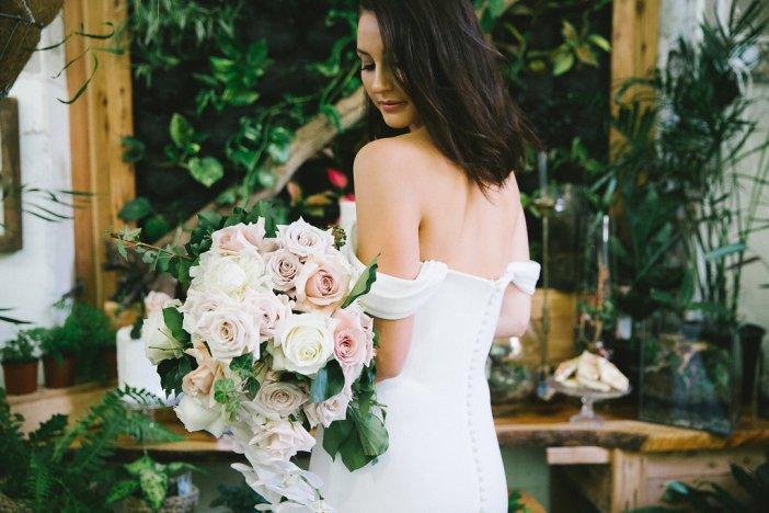Entangled Bride