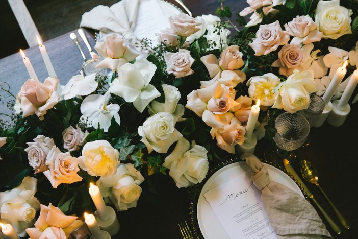 Dramatic Table Settings