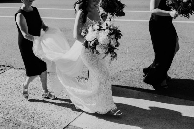Gabbi + York Wedding, Dayboro