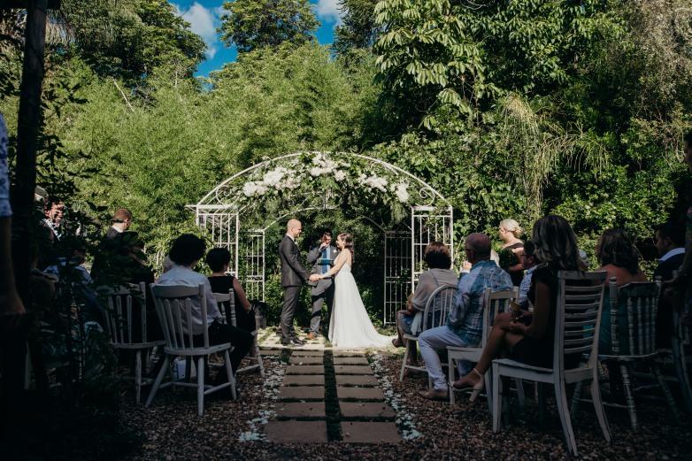 Gabbi + York Wedding, Dayboro